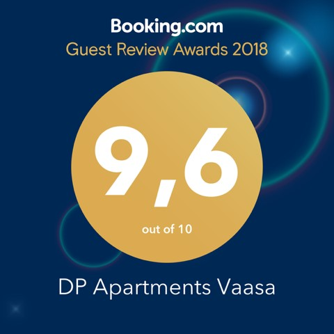 guest award 2018 booking.com