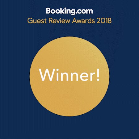 guest award winner 2018 booking.com