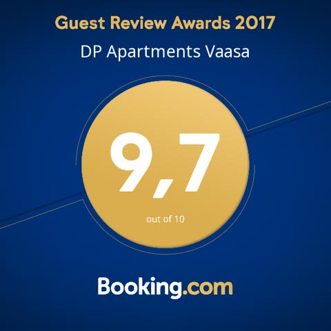 guest award 2017 booking.com